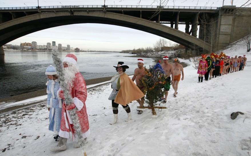 """""""Siberia Christmas"""""""
