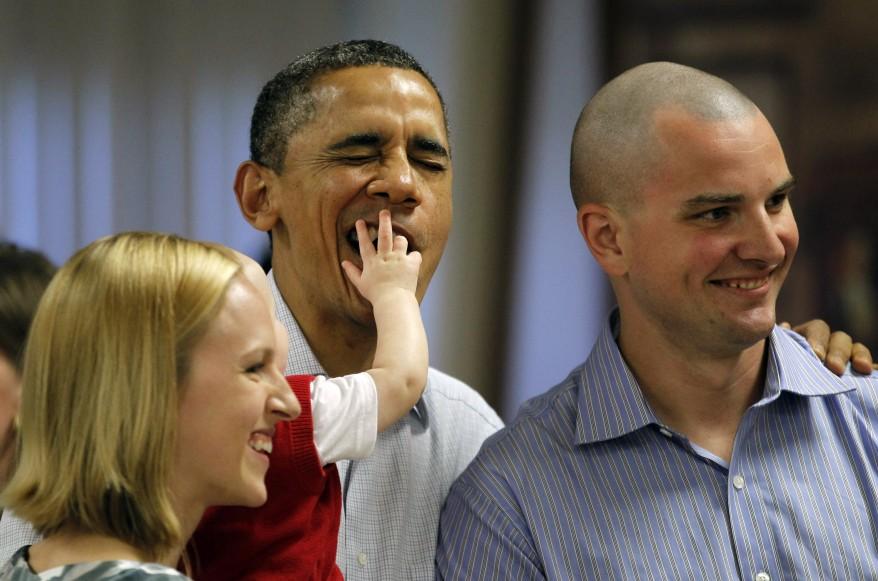 """Obama Christams"""
