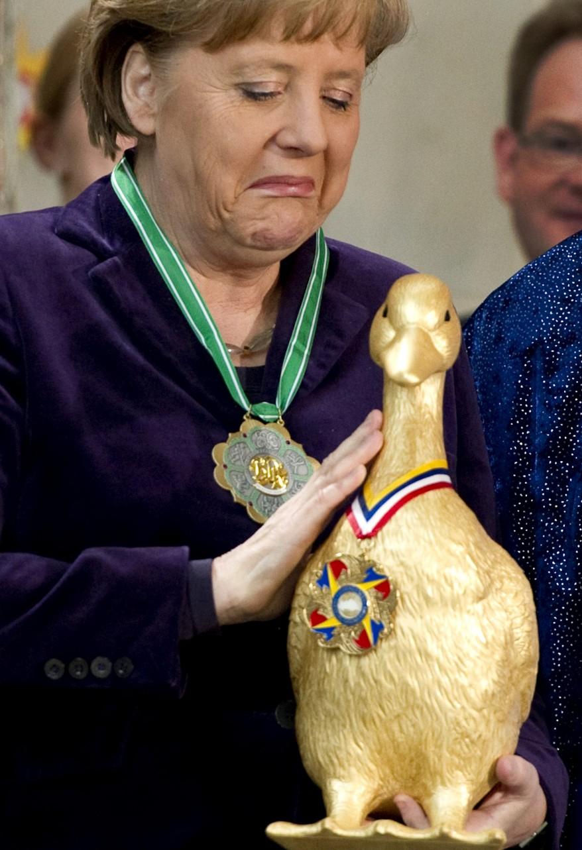 """""""German Merkel"""""""
