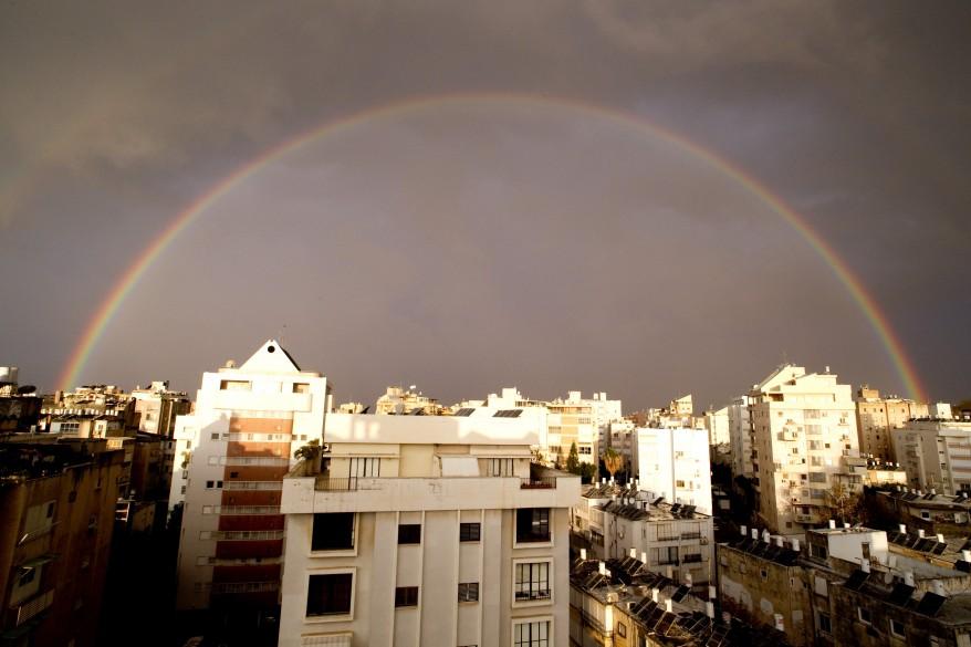 """""""Israel Rainbow"""""""