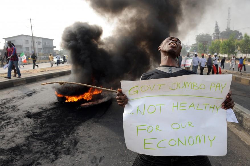 """""""Nigeria Protest"""""""