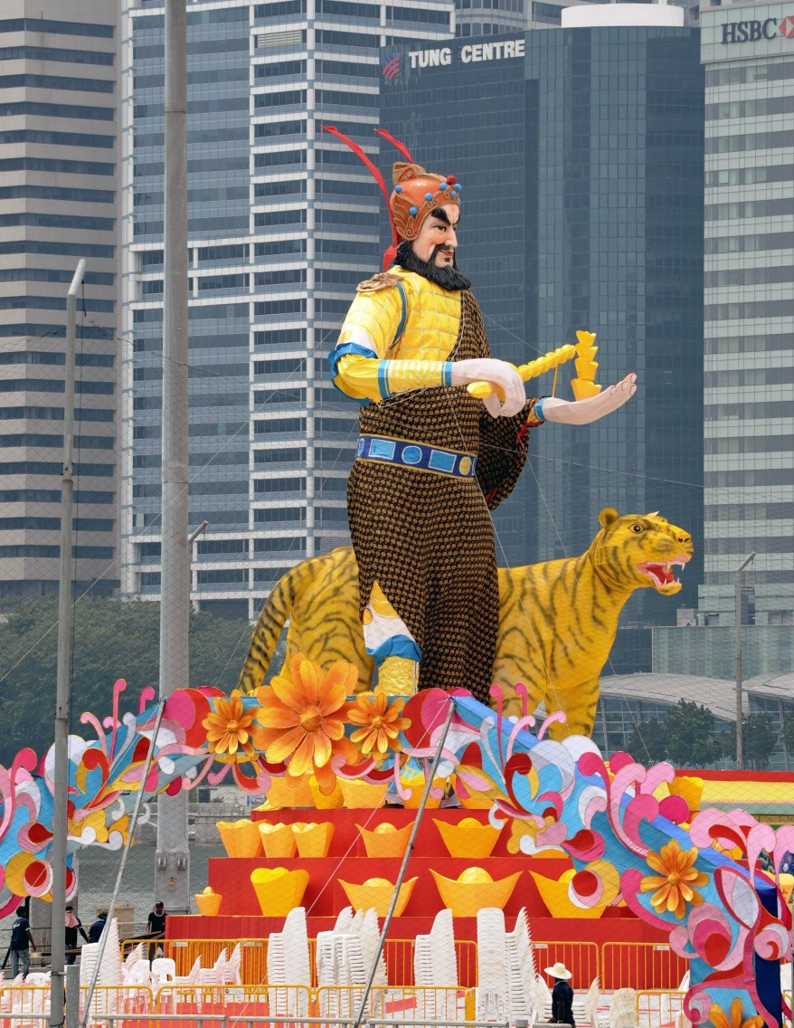 """Singapore Lunar New Year"""