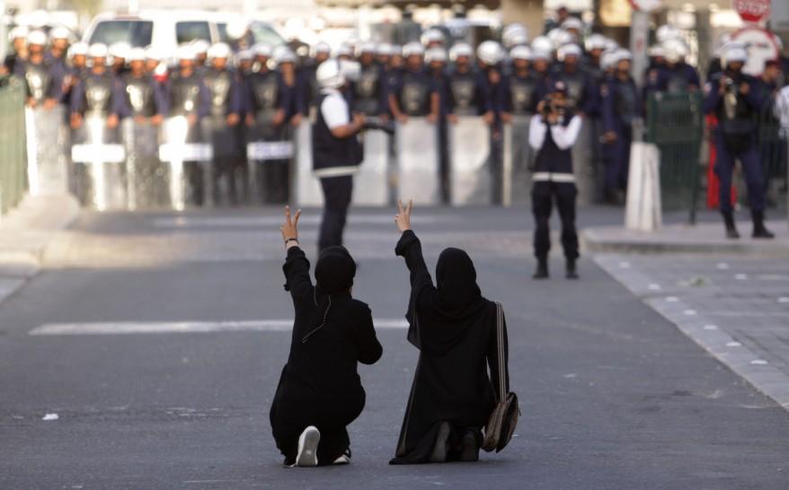 """Bahrain Protest"""