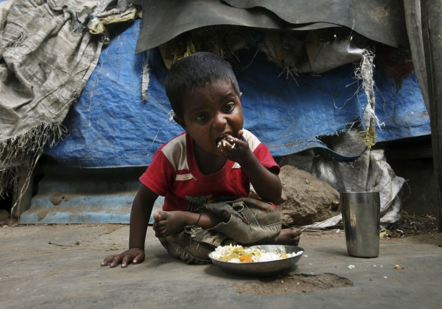 """India Child Malnutrition"""
