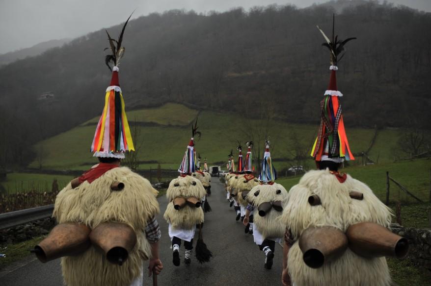 """""""Spain Zanpantzar Carnival"""""""