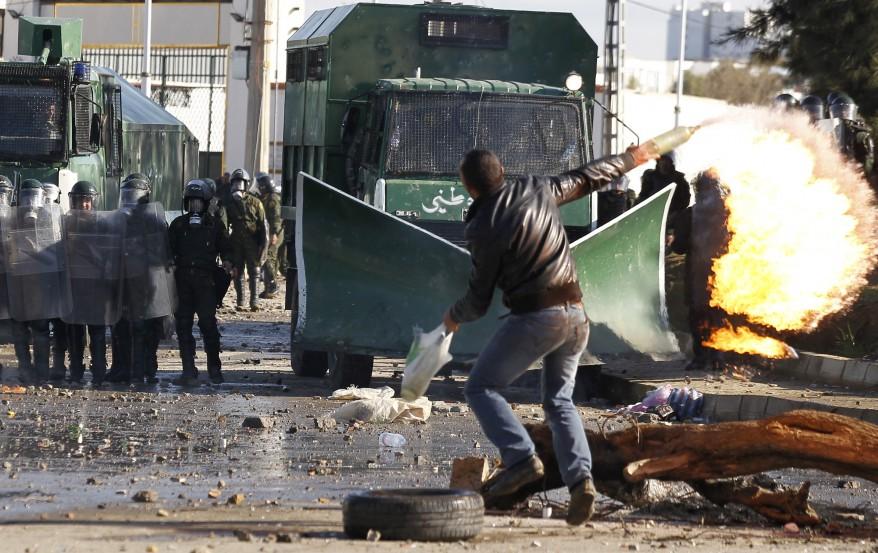 """""""Algeria Protest"""""""