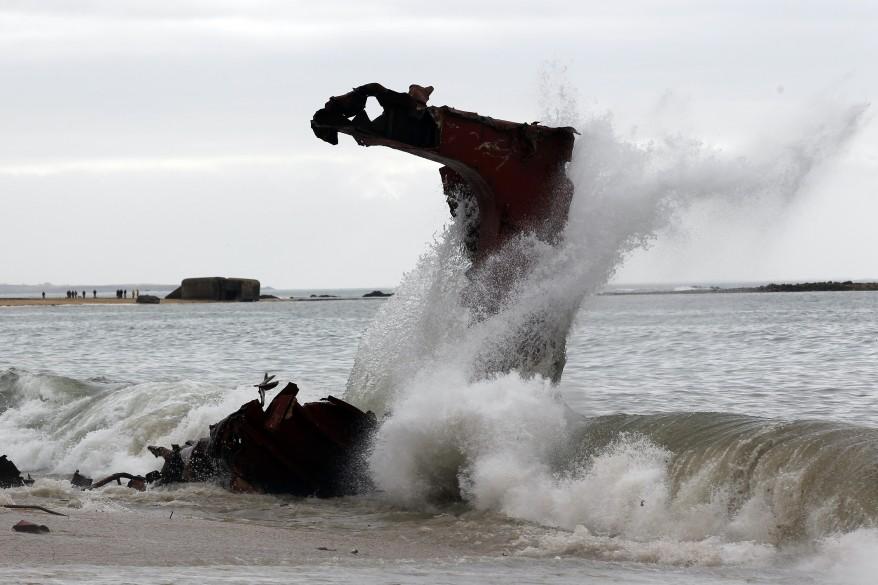 """""""France Cargo Ship"""""""