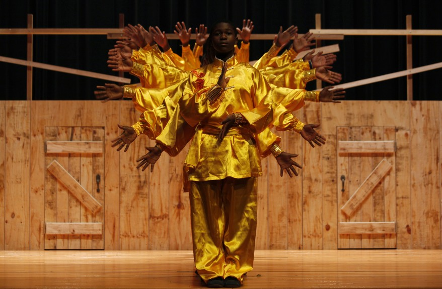 """Hong kong Buddhist Dance"""