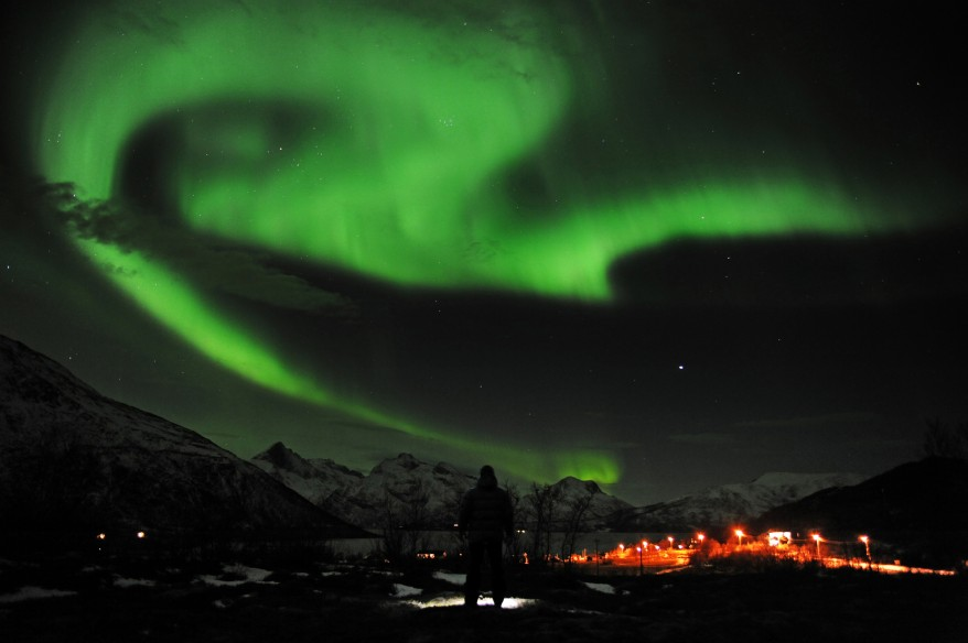 """Norway Aurora"""