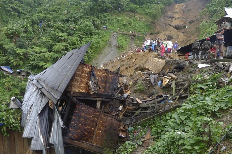 """Philippines Landslide"""
