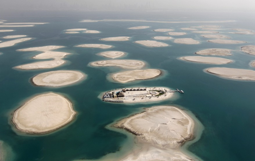"""UAE The World Islands Project"""