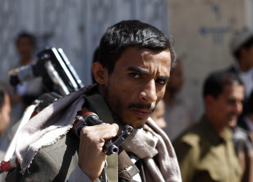 """Yemen Tribal Militant"""