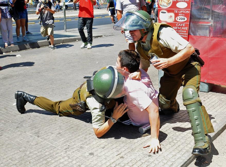 """Chile Protest"""