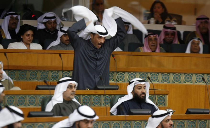 """""""Kuwait Politics Cabinet"""""""
