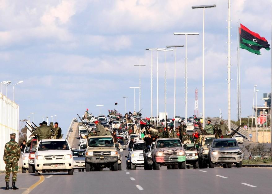 """""""Libya Anniversary"""""""
