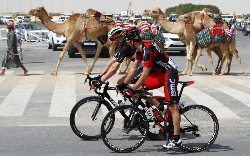 """Qatar Cycling Race"""