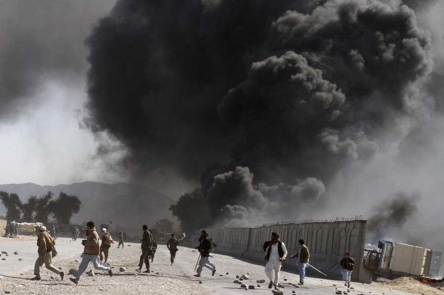 """Afghanistan Unrest"""
