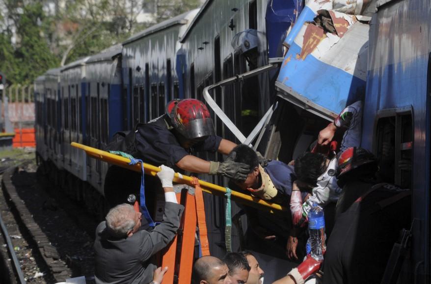 """""""Argentina Train Accident"""""""