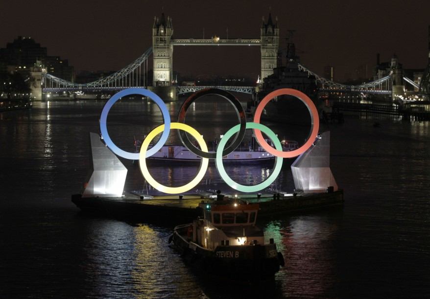"""Britain London Olympic 2012"""