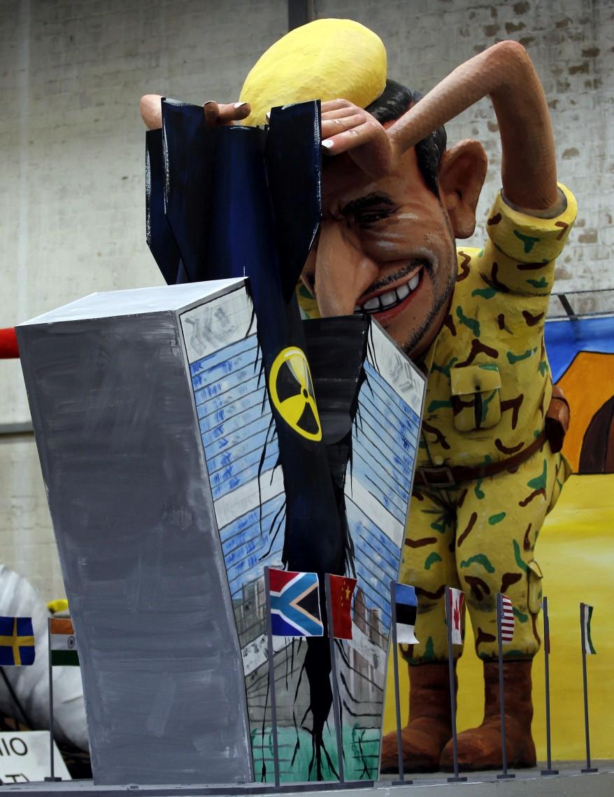 """Germany Carnival Iran"""