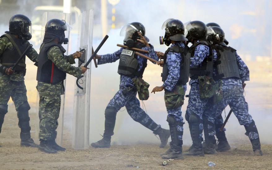 """""""Maldives Politics"""""""