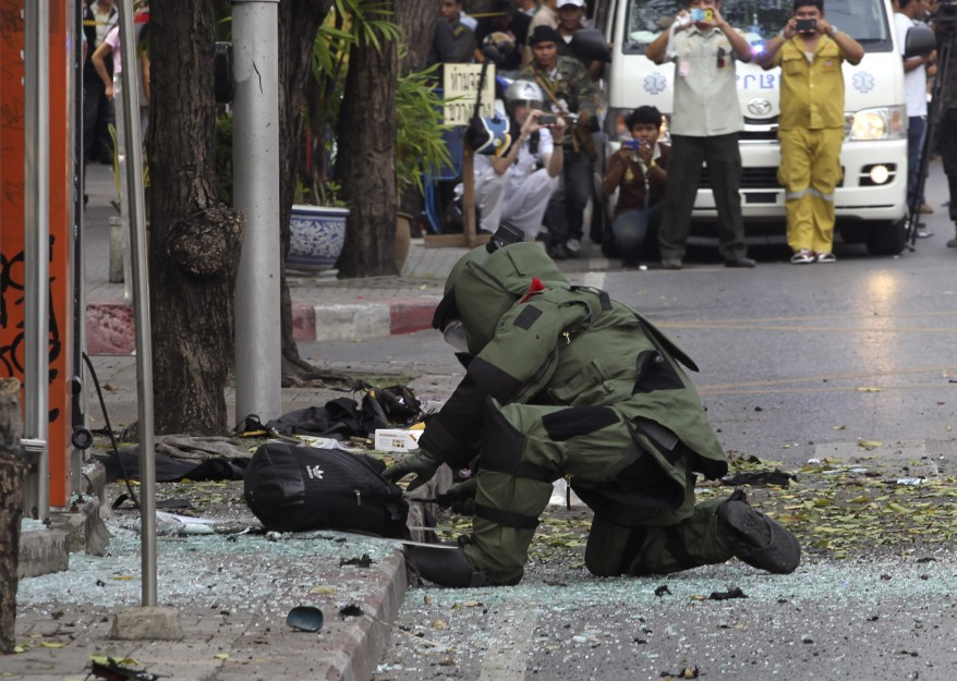 """Thailand Explosion"""