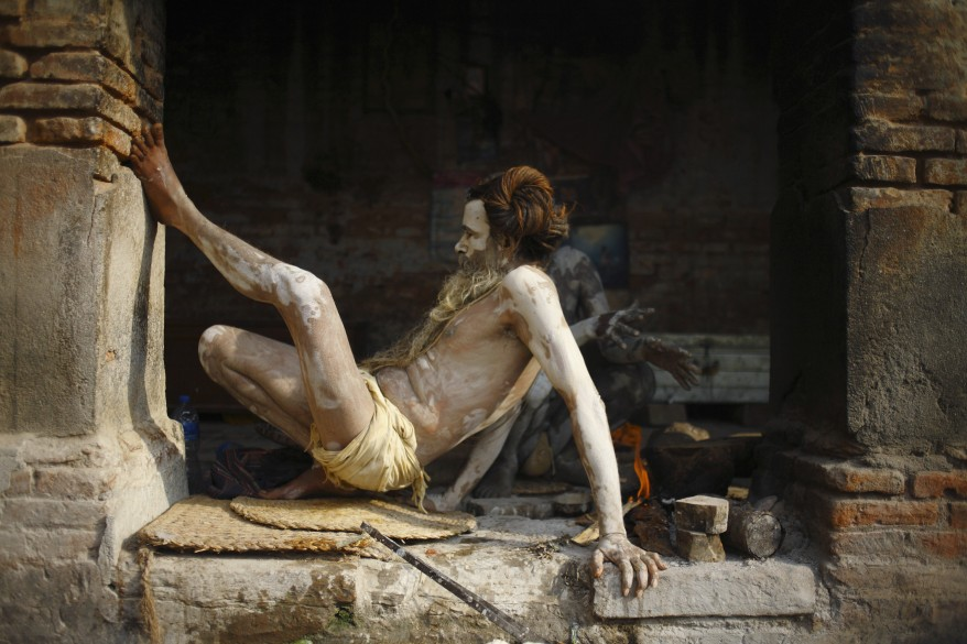 """Nepal Hindu Holy Man"""