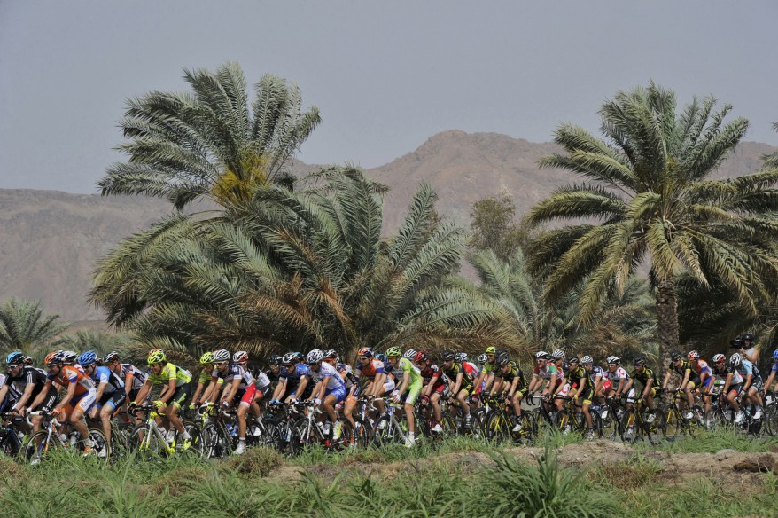 """Oman Cycling"""