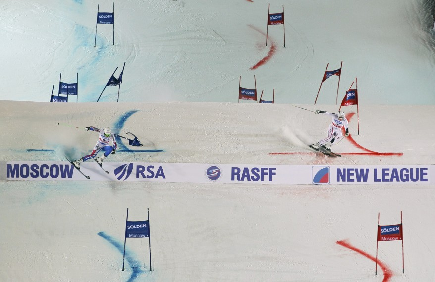 """Russia Alpine Skiing World Cup"""