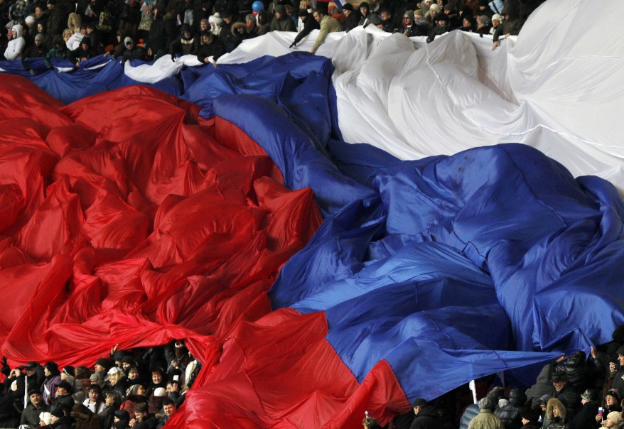 """Russia Putin Rally"""