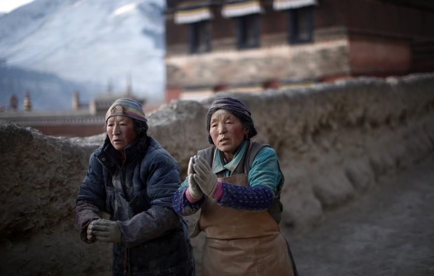 """""""Tibet New Year"""""""