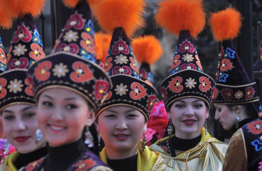 Kyrgyz Nowruz Celebration