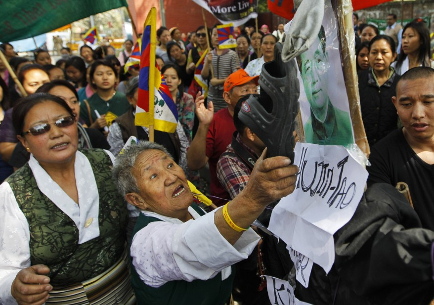 India Tibet Women Uprising Day