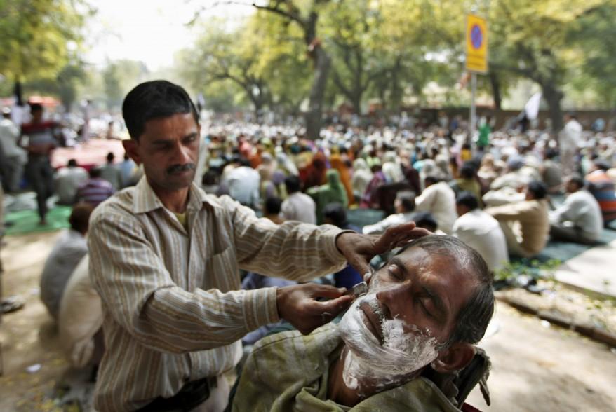 India Barber Rally