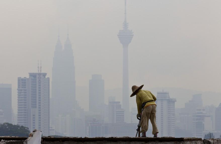 Kuala Lumpur worker