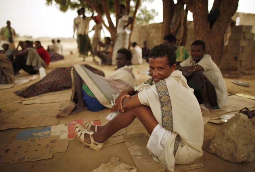 Ethiopia Migrants Yemen