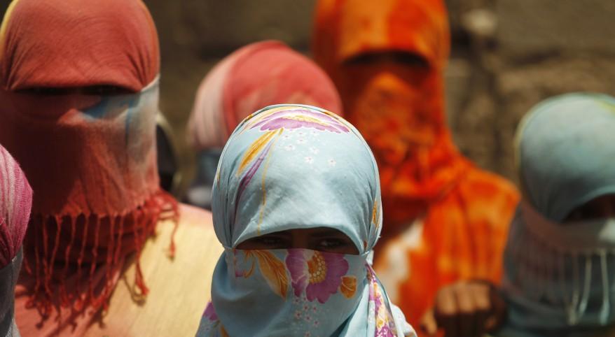 Yemen Women Addahi