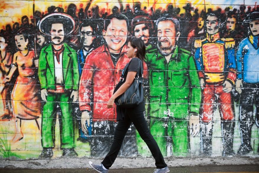 Venezuela Chavez Health