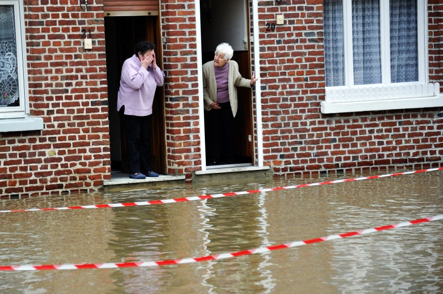 """France Weather Floods"""