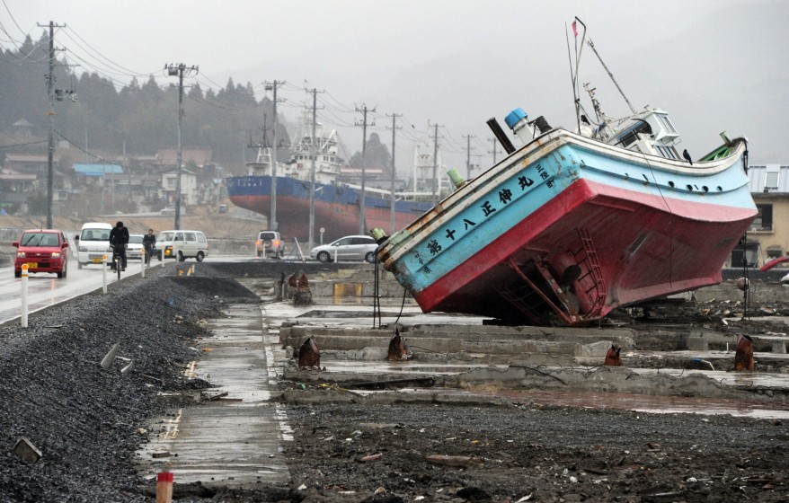"""Japan Tsunami Anniversary"""