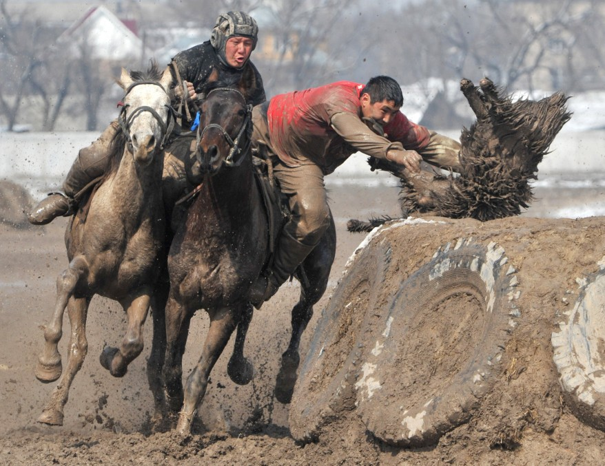 """Kyrgyzstan Traditional Sport"""