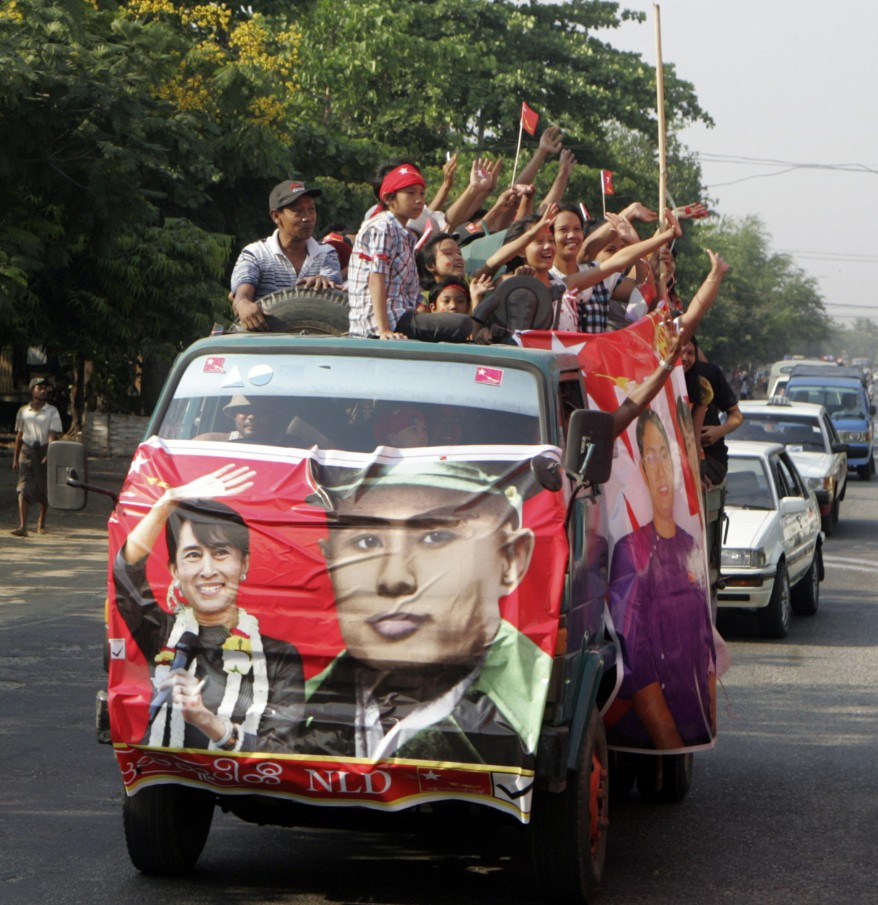 """Burma The Vote"""