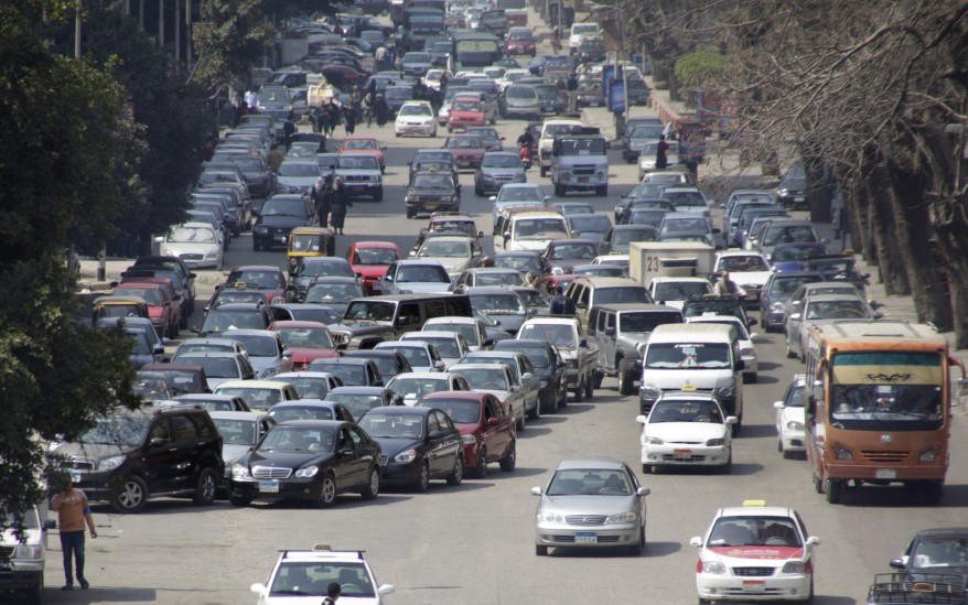 """Egypt Gas Shortage"""
