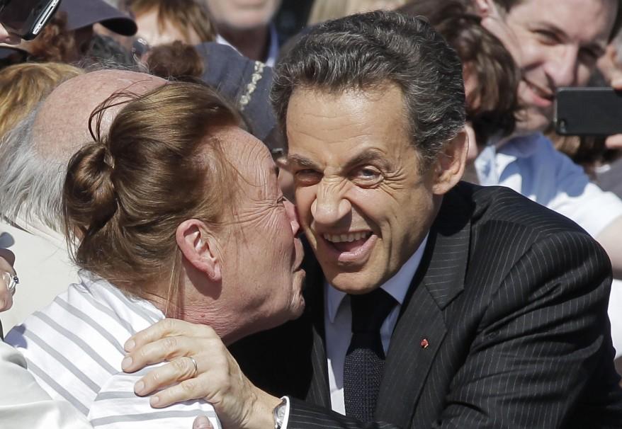 """Nicolas Sarkozy"""