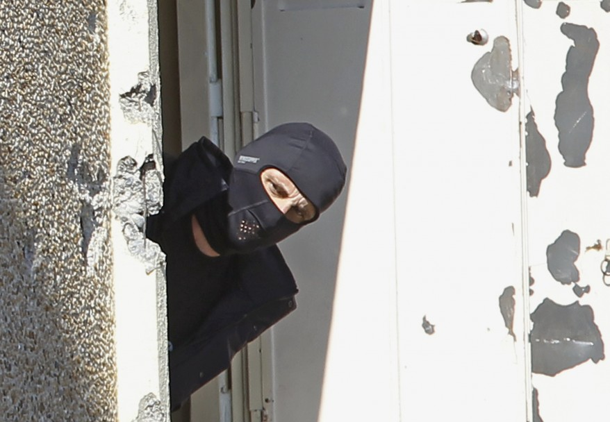 """France Terror Suspect"""