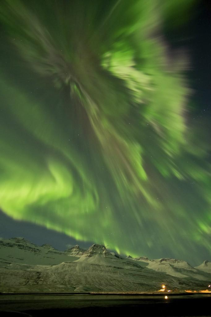 """Iceland Solar Storm"""