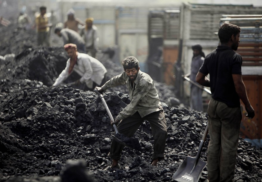 """India Coal Scandal"""