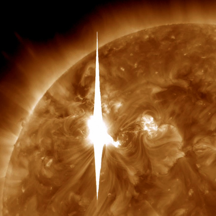 """Solar Storm"""