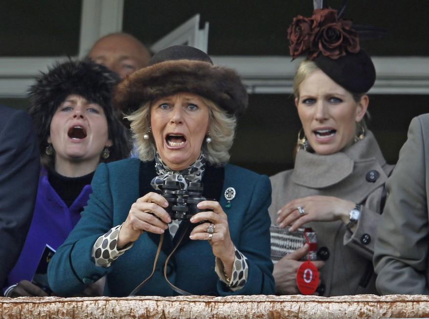 """Briatin Horse Race"""