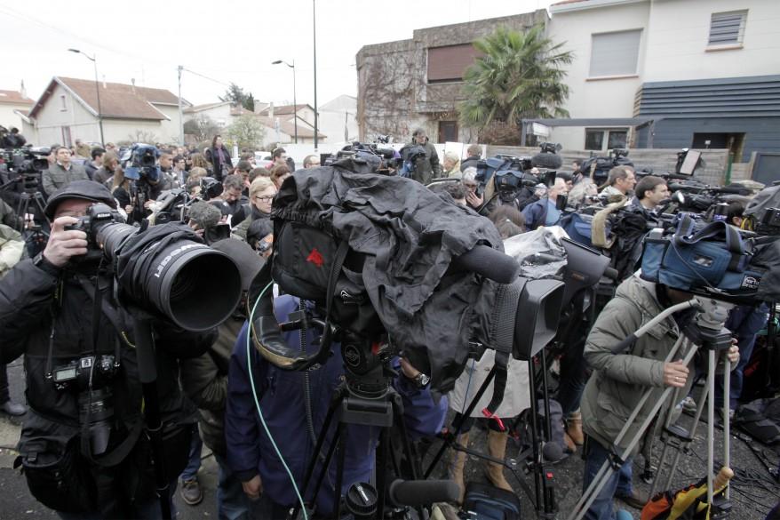"""France School Shooting"""